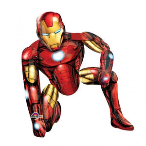 46 Inches Iron Man Air Walker - usa-party-store
