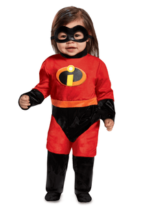 Baby's Classic The Incredibles Costume 12-18 Months - usa-party-store