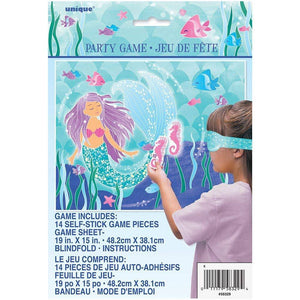 Mermaid Party Game for 14 Players - usa-party-store