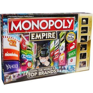 Monopoly Empire Game by Hasbro - USA Party Store