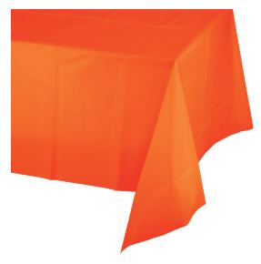 Plastic Rectangular Table Cover