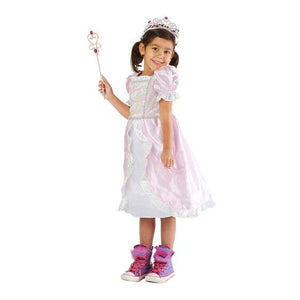 Princess Role Play Costume Set 3-6 yrs - USA Party Store