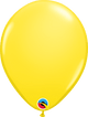 "11"" Inflated Standard Latex Balloons - (Optional Hi-Float to last 2 to 3 days) - USA Party Store"