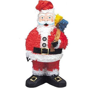 Santa Christmas Pinata - USA Party Store