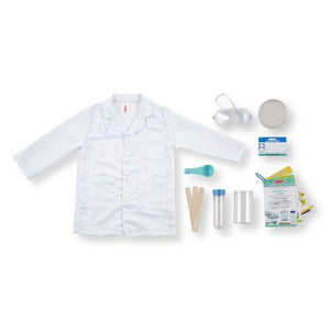 Scientist Role Play Set 5 Yrs - USA Party Store