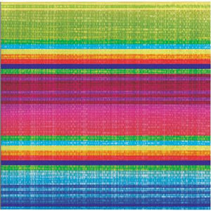 Serape Beverage Napkins - USA Party Store