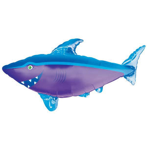Shark Foil Balloon - USA Party Store