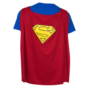 Superman Shirt Costume - usa-party-store