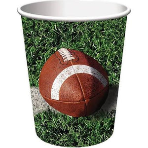 Tailgate Rush Cups - Paper - 9 oz 8 Count - USA Party Store