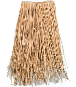 Tropical Sun Adult Luau Natural Raffia Grass Skirt - USA Party Store