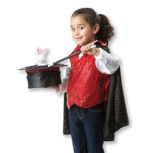 Magician Role Play Costume Set 3-6 yrs - USA Party Store
