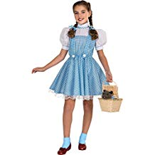 Classic Deluxe Kids Dorothy Costume - USA Party Store