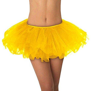 Girls Tutu Kids Halloween Costume - One Size - USA Party Store