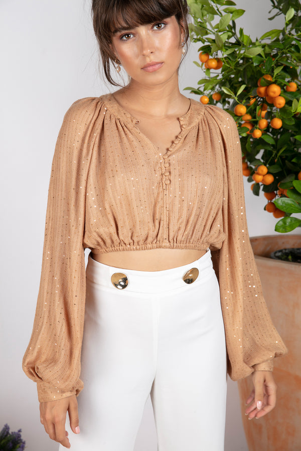 MELY BLOUSE SAINT BARTH CANYON