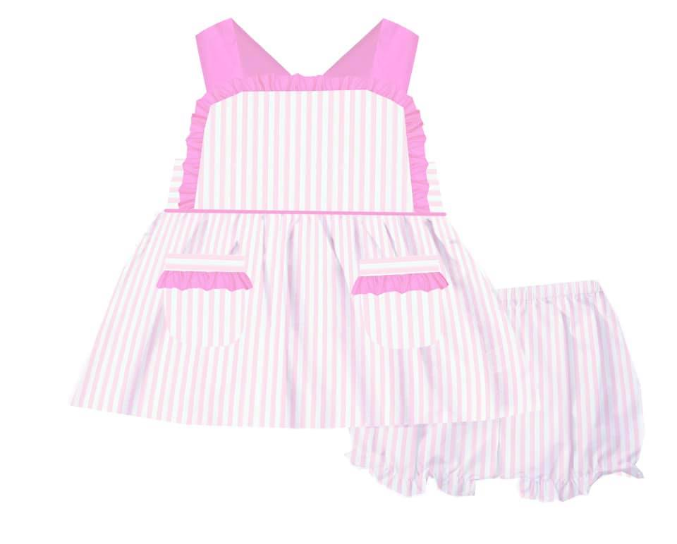 Bailey Summer Stripes Set