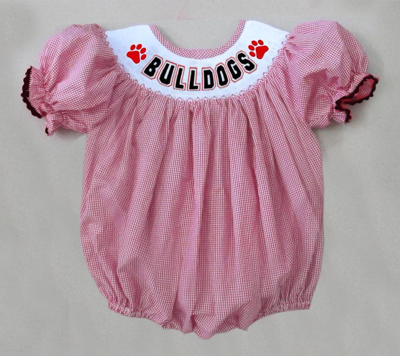 Georgia Bulldogs Bubble