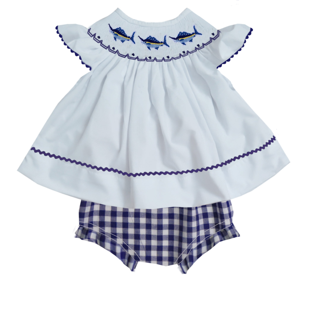 Marlin Girls Bloomer Set