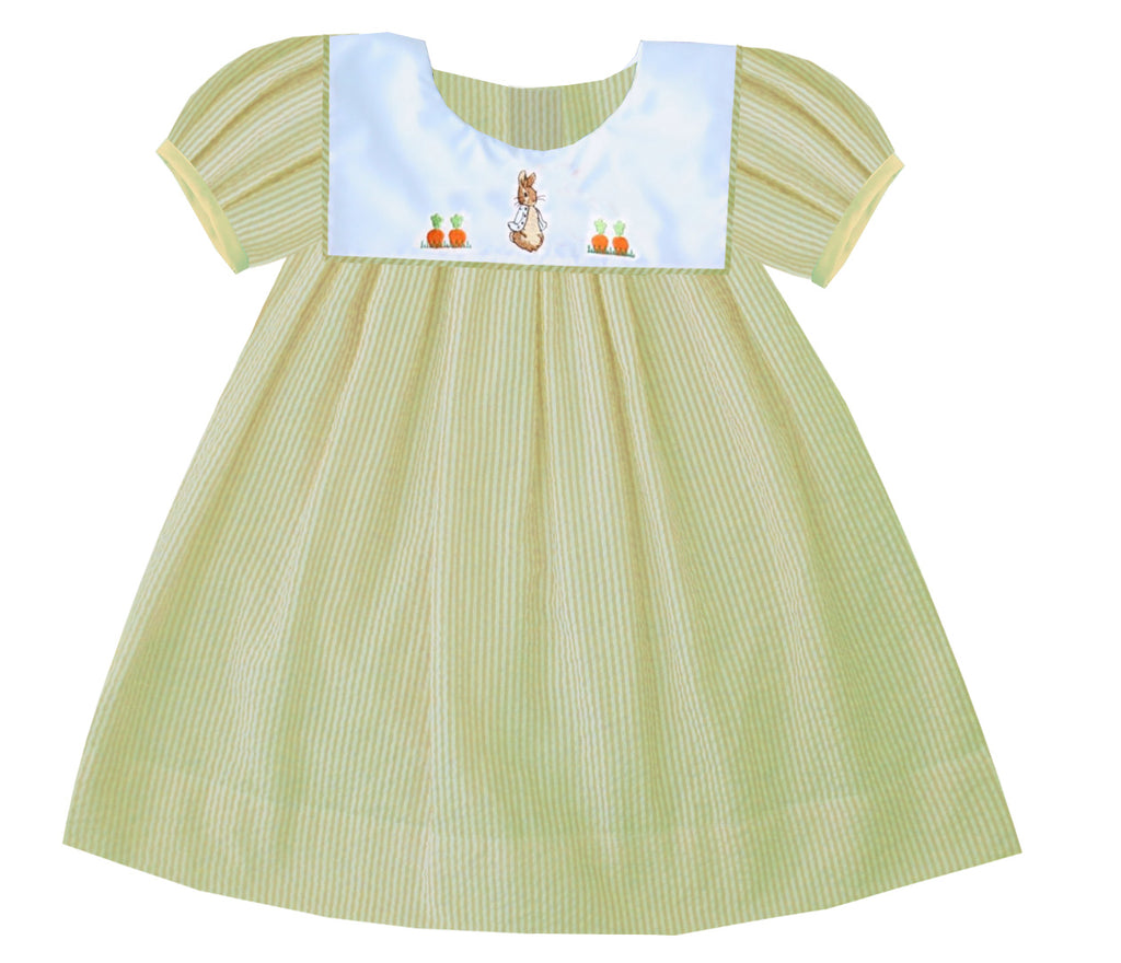 Peter Rabbit Bib Dress