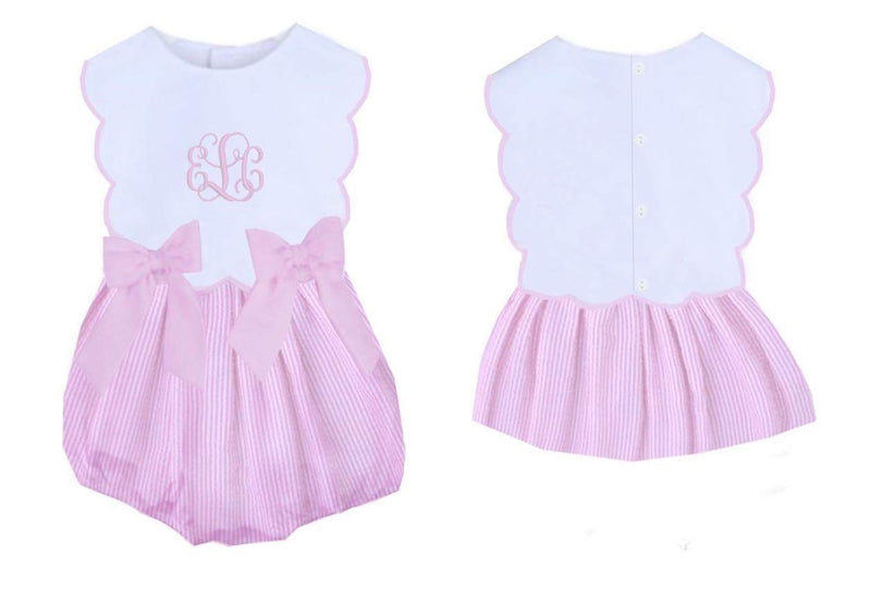 Remy Bow Bubble Pink