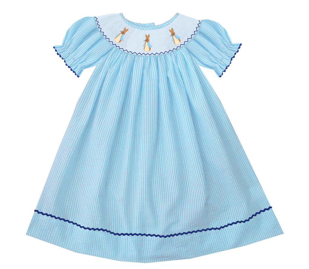 Christopher Peter Rabbit Easter Dress