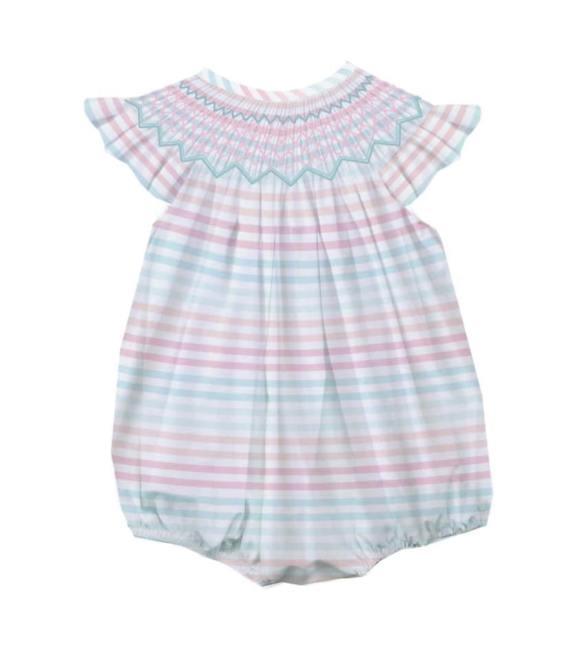 Bridgette stripe bubble