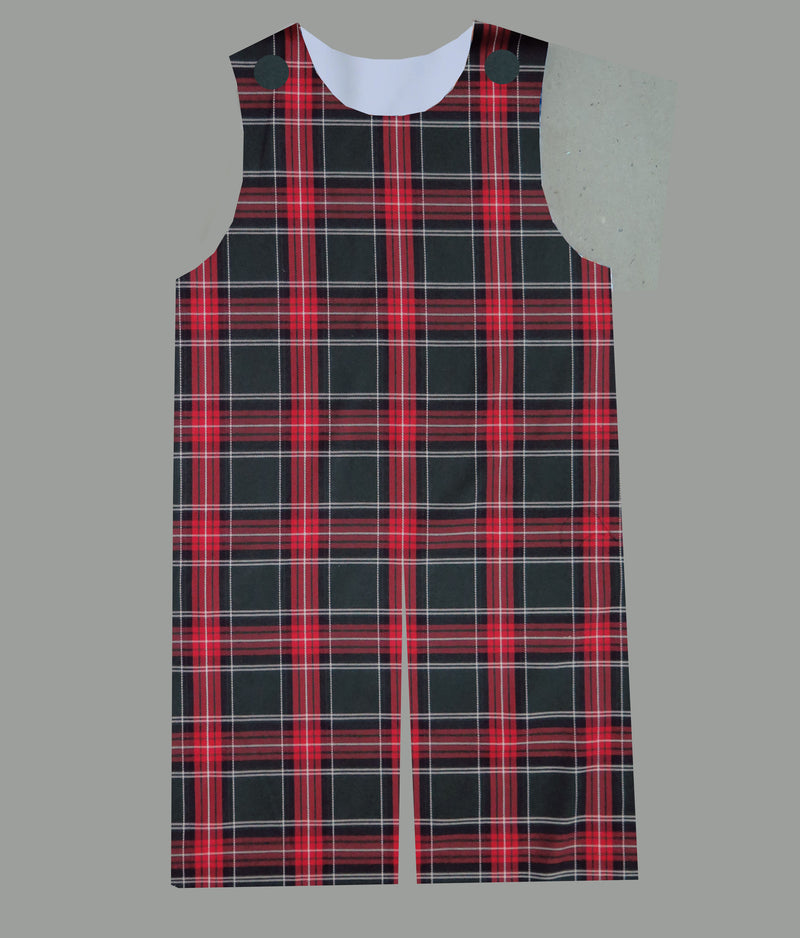 Christmas Plaid Longall