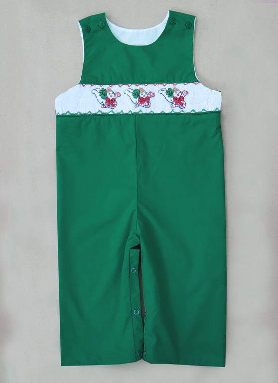 Emerald Mr. Bingle Inspired Longall