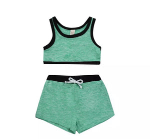 Mini Workout Outfit