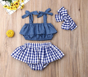 Katherine Shorts Set