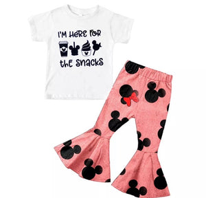 Snacks Pants Set