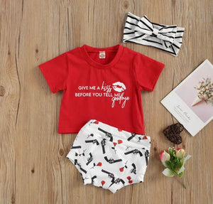 NewBorn Three Piece Set