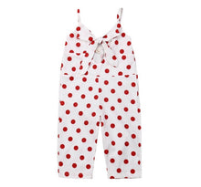 Load image into Gallery viewer, Polka Dot Romper