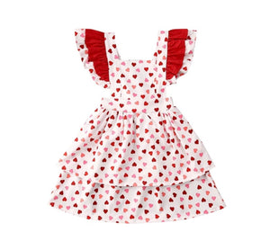 Cassie Valentines Day Dress