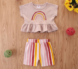 Rainbow Dreamer Outfit