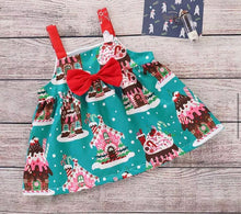 Load image into Gallery viewer, Christmas Treat Dress