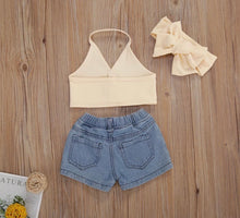 Load image into Gallery viewer, Desire Shorts Set