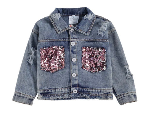 Jenny Denim Jacket
