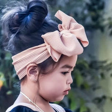 Load image into Gallery viewer, Knot Bow Headband