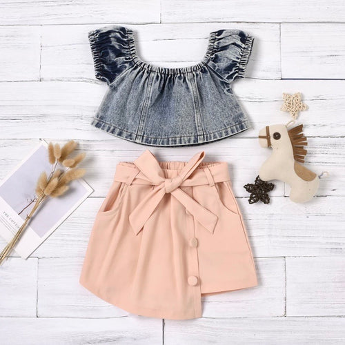 Sally Skirt Set