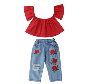 Rosie Pants Set