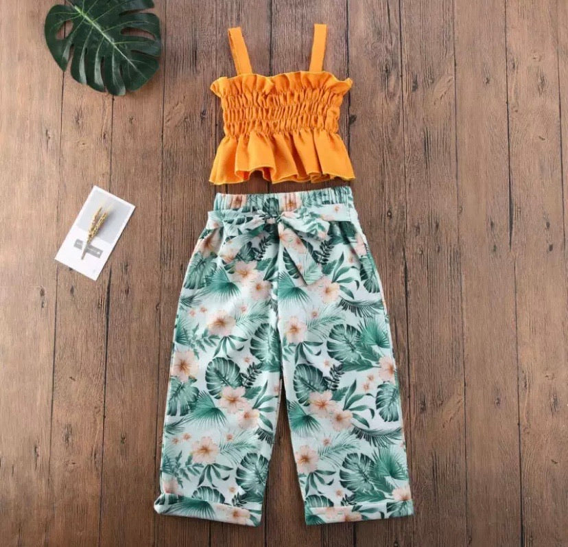 Blair Pants Set