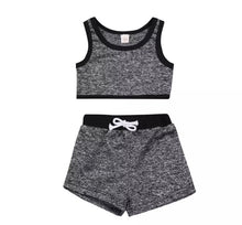 Load image into Gallery viewer, Mini Workout Outfit