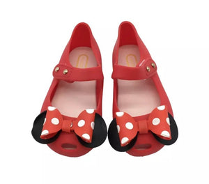 Minnie Bow Shoes