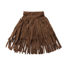 Load image into Gallery viewer, Tassel Skirt