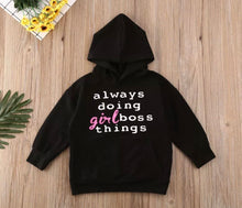 Load image into Gallery viewer, Girl Boss Hoodie