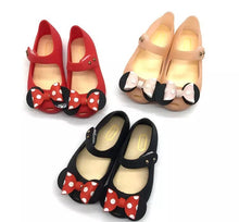 Load image into Gallery viewer, Minnie Bow Shoes