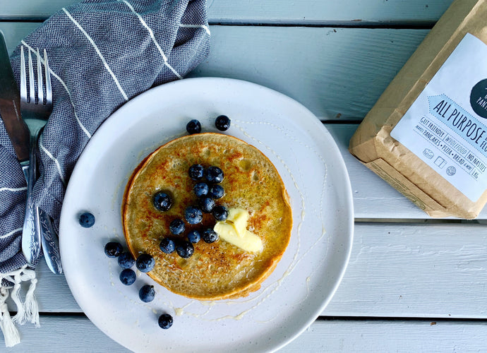 Perfect Gluten Free Pancakes