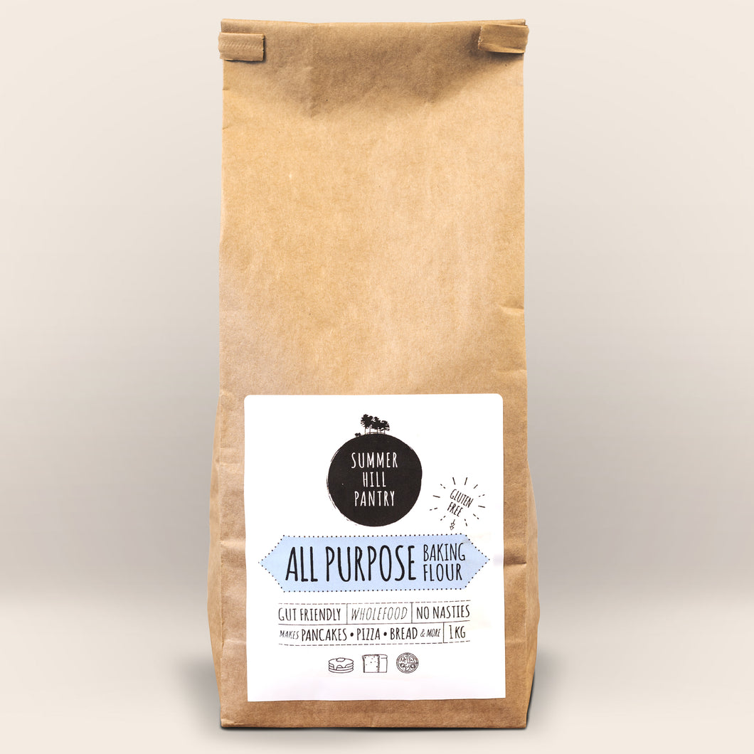 All Purpose Gluten Free Flour 1kg Bulk Eco Bag
