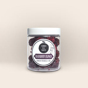 100% Fruit Sprinkles - Blackberry Crisp 20g