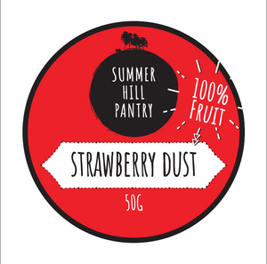 Strawberry Dust